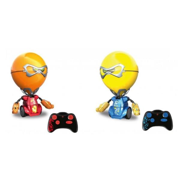 Robô Kombat - Boom! Batalha com Cabeça de balão - DTC