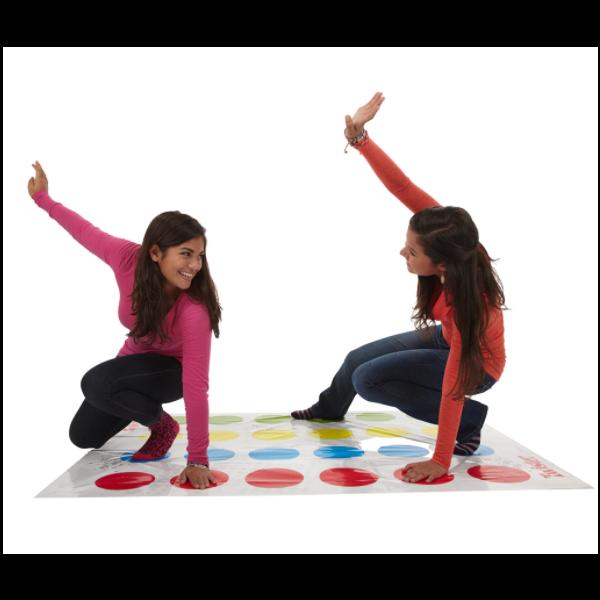 Jogo clássico Twister Hasbro
