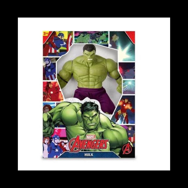 Boneco Hulk Verde 45cm Gigante 516  Mimo Original