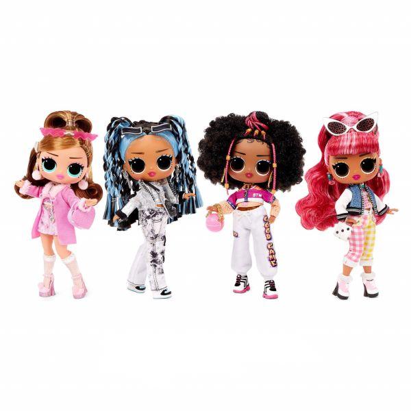 Boneca Lol Tweens Fashion Doll 15 surpresas - Candide