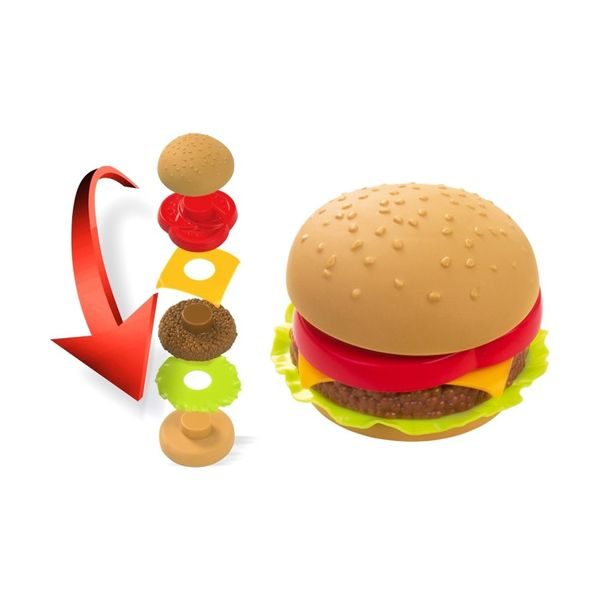 Lanchonete Food Truck Burguer Hamburgueria 8080 - Magic Toys