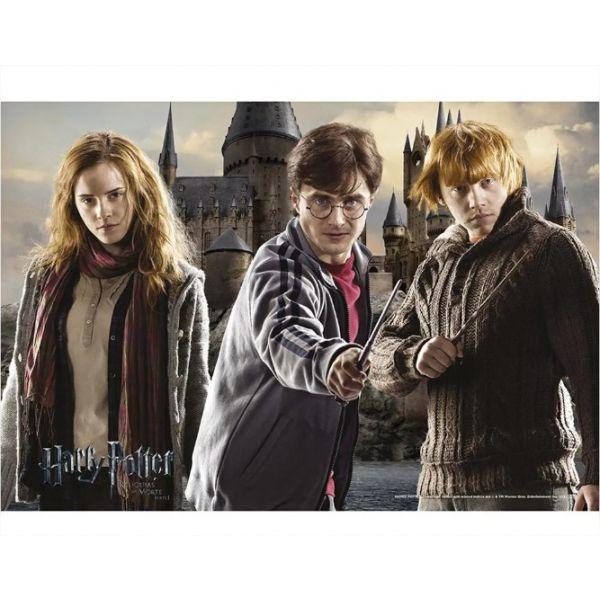 Jogo Puzzle Quebra Cabeça 150 Peças Harry Potter Grow