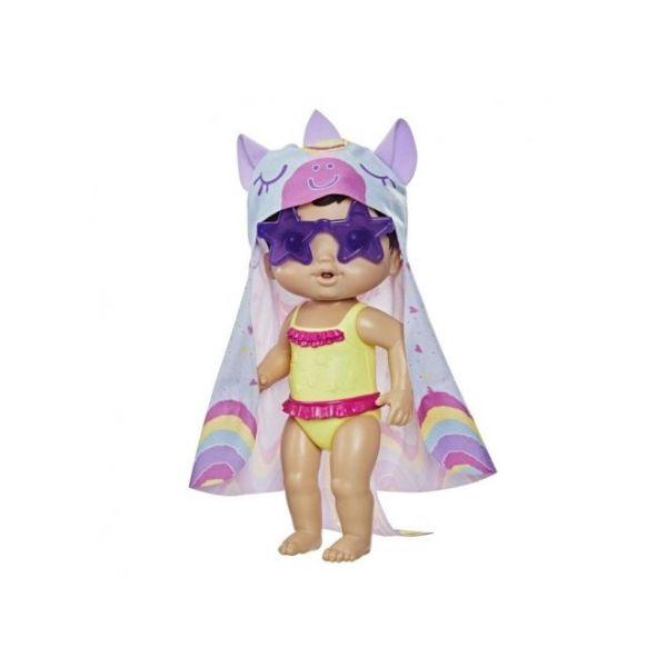 Baby Alive Dia de Sol Sunshine Love Morena - F2569 -Hasbro