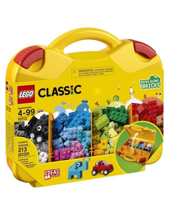 Lego Maleta Da Criatividade Lego Classic - Lego