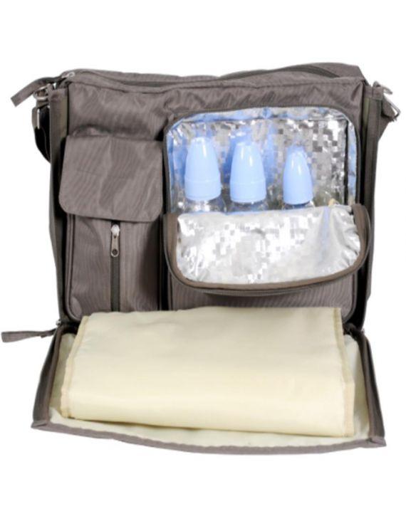 Bolsa Maternidade Mamãe Baby Bag Mamãe completa - Divicar