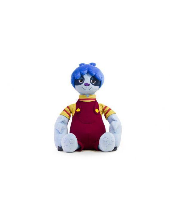 Pelucia Bicho Preguiça Javô Desenho O Diário De Mika - Lovely Toys