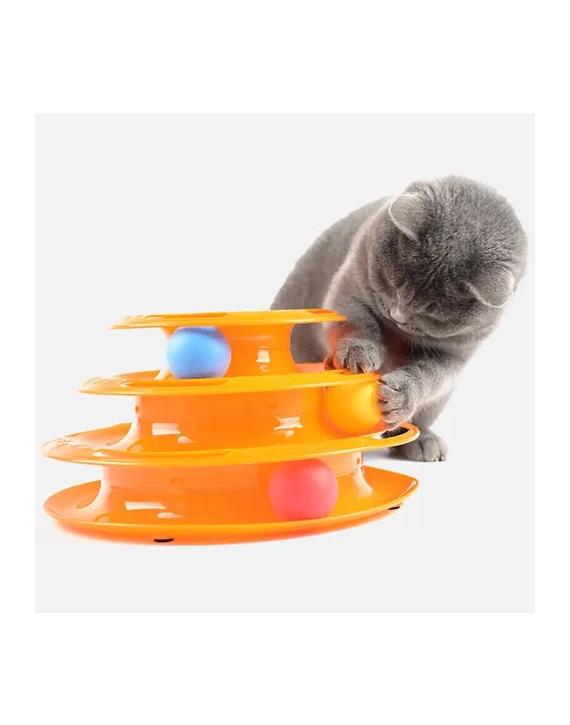 Brinquedo Interativo Corre Corre p/ Gatos  Pet Toy - Western