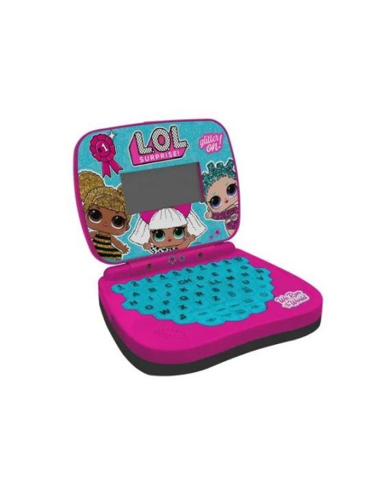 Laptop De Atividades Infantil Lol Surprise Bilingue - Candide