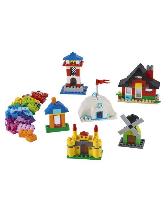 Lego Classic Blocos Casas - Lego