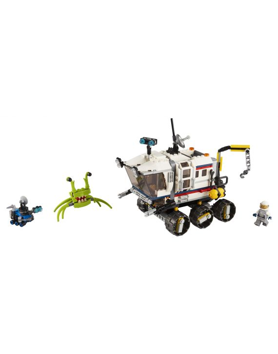 Lego Creator Carro Lunar Explorador 3 Em 1 - Lego