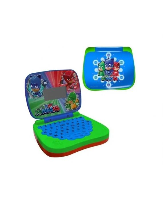 Laptop De Atividades Infantil Pj Masks - Bilíngue - Candide
