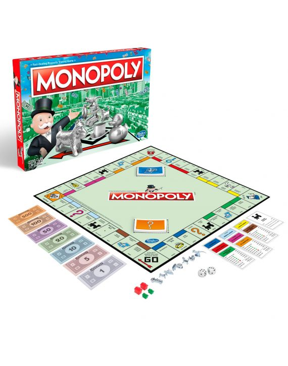 Jogo Hasbro Monopoly Hasbro