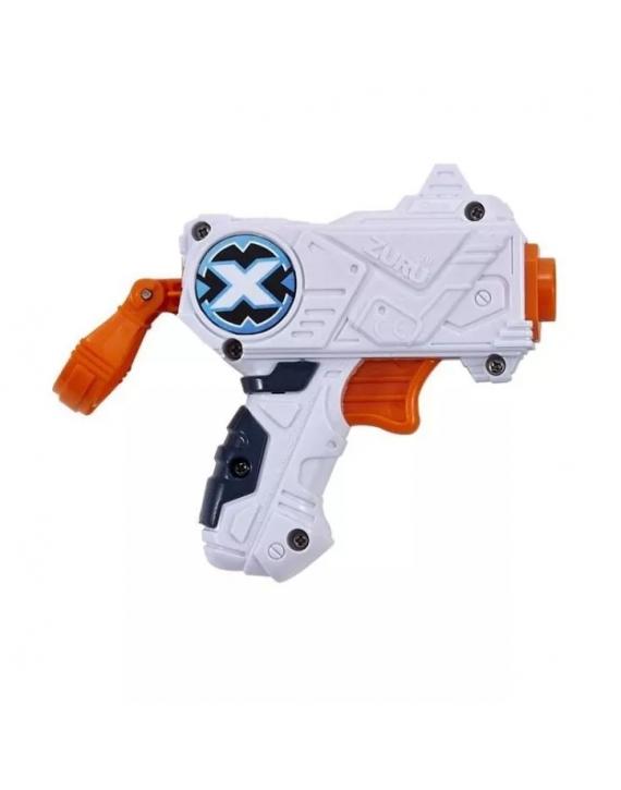 Lançador de Dardos X-Shot Pistola Pequena com 8 dardos  - Candide