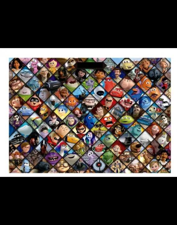 Quebra Cabeça Smart Puzzle Pixar Grow Peças Especiais