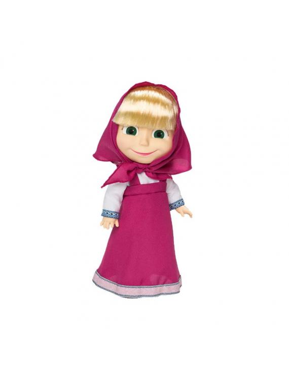 Boneca Masha Interativa que fala com 35cm  -  Estrela