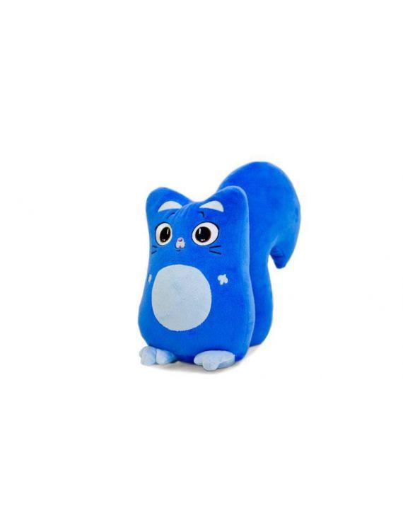 Pelúcia Gatinho Curioso Puquê O Diário De Mika - Lovely Toys