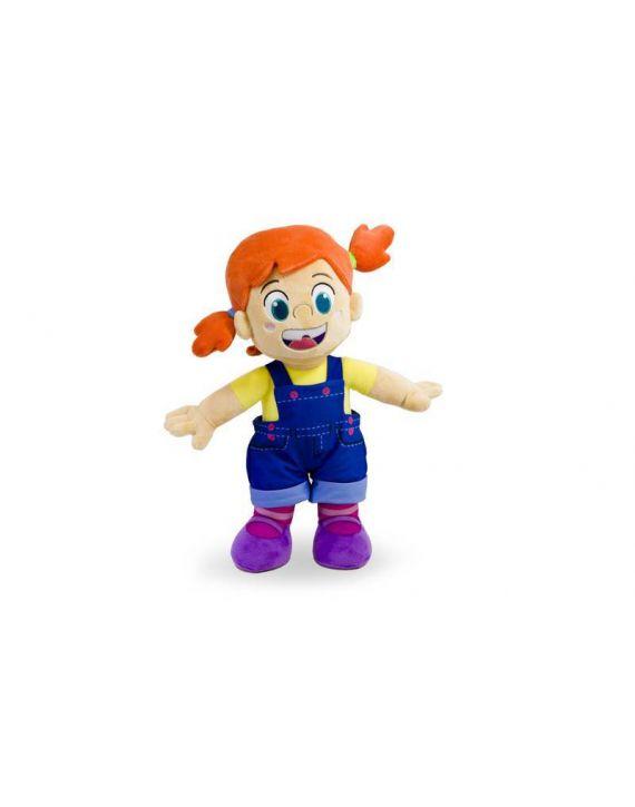 Boneca Pelucia Mika Diario da Mika - Lovely Toys